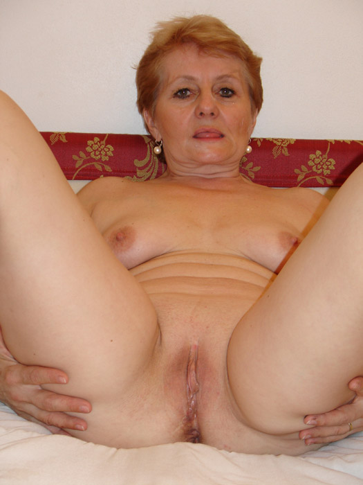 Nude Old Sixty Year Women