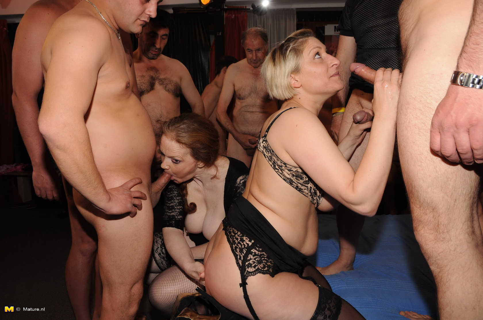 amateur housewife gangbang selected second