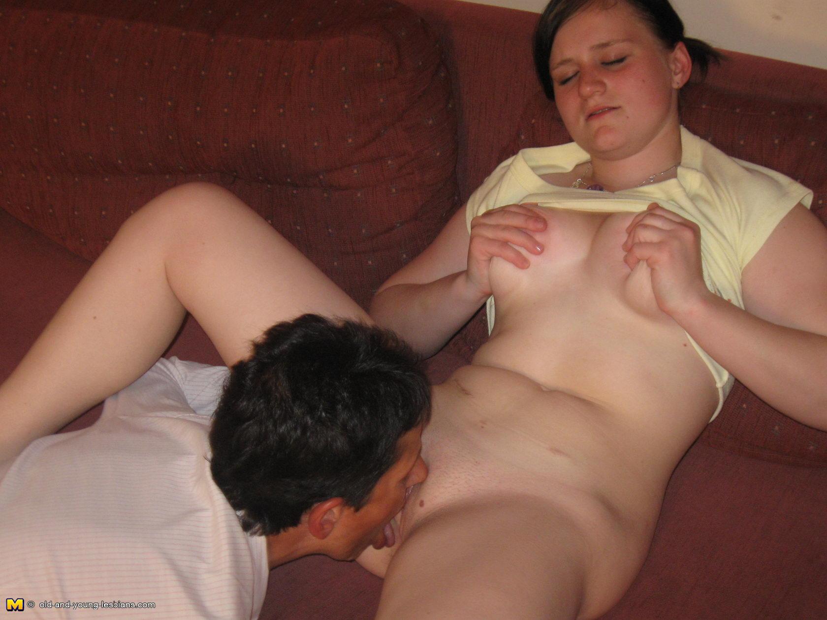 Shiny satin panties